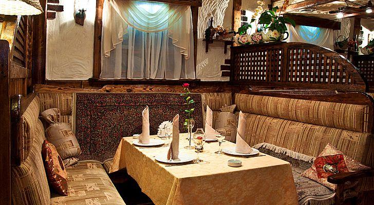 Загородный ресторан Райская трапеза
