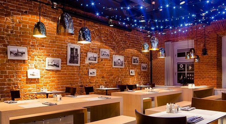 Ресторан Pinzeria by Bontempi / Пинцерия Бонтемпи