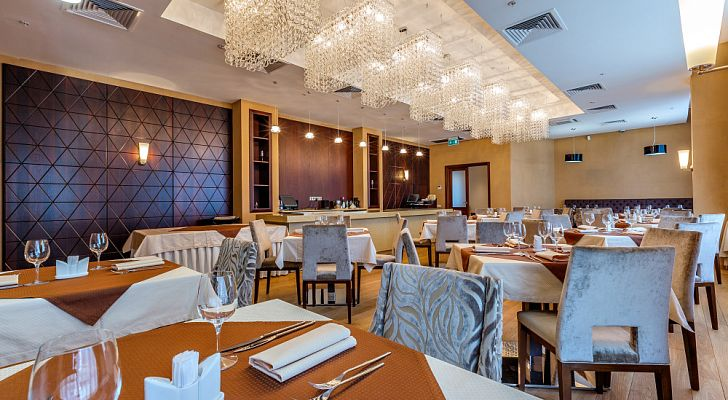 Ресторан Райкин Плаза