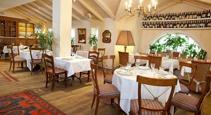 Ресторан Cantinetta Antinori / Кантинетта Антинори