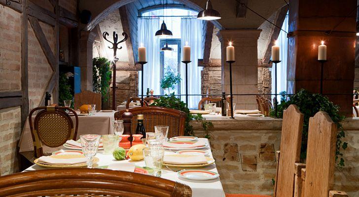 Ресторан Донна Маргарита