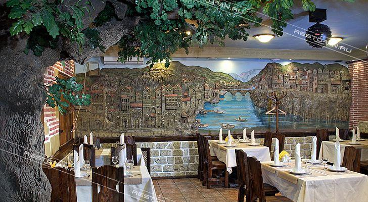 Ресторан Старый город (м. Семеновская)