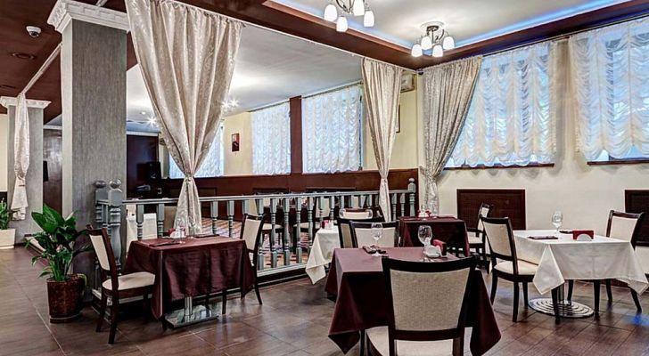Ресторан Тбилисури / Tbilisuri К