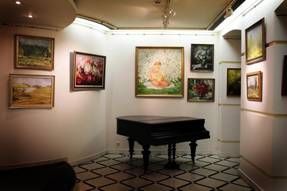 Галерея искусств Punto Arte