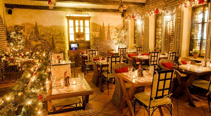 Ресторан Villa Pasta / Вилла Паста