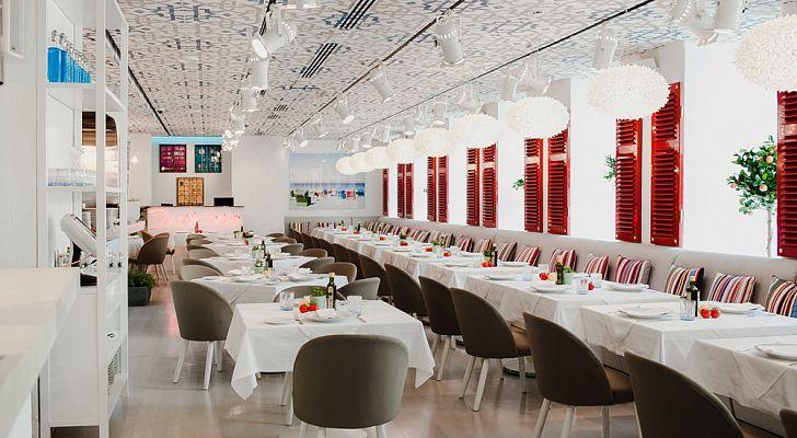 Ресторан Semiramis / Семирамис