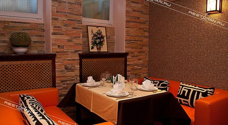 Ресторан Синяя река
