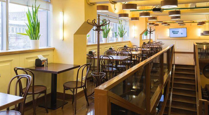 Пивной ресторан Cashflow / КэшФлоу