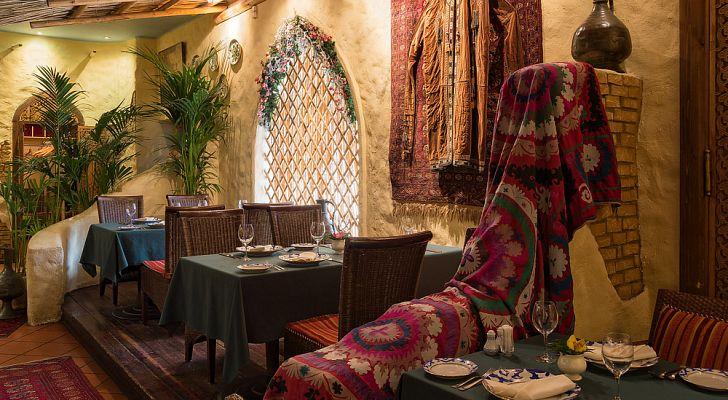 Ресторан Белое солнце пустыни