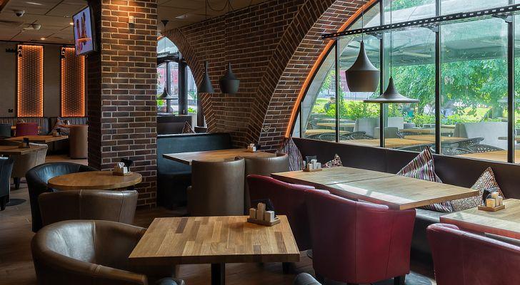 Ресторан Bar BQ Cafe / Бар Би Кью Кафе (Манежная)