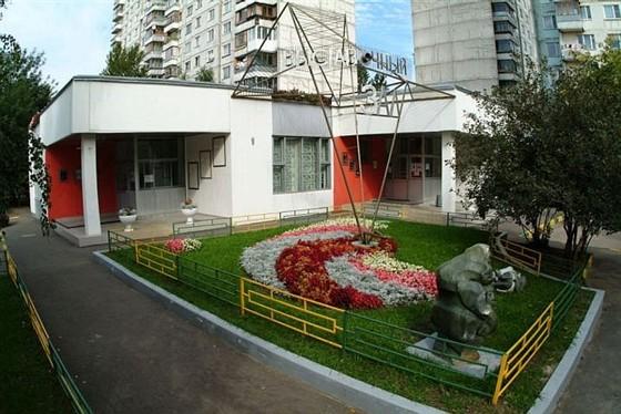 Государственный выставочный зал «На Каширке»