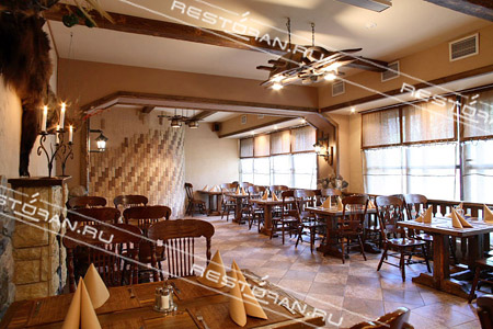 Ресторан Грот