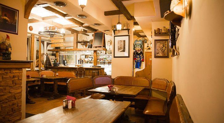 Пивной ресторан Старина Йохан