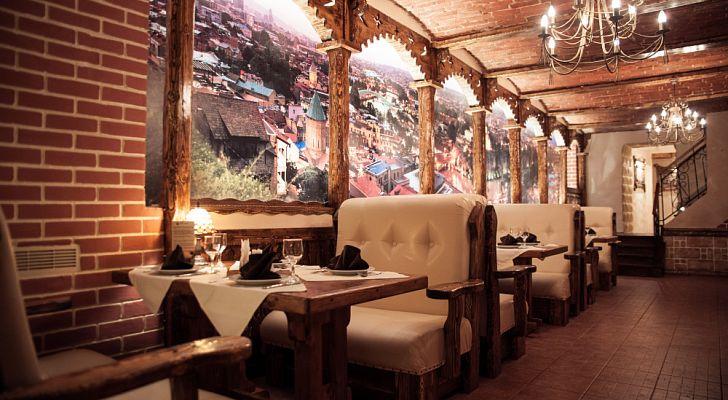 Ресторан Мимино на Новослободской