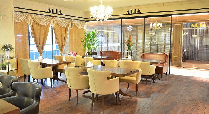 Ресторан Ария