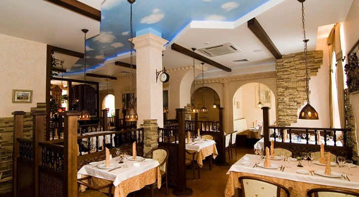 Ресторан Мулино
