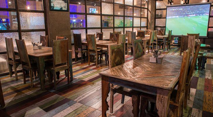 Ресторан Roni Makaroni / Рони Макарони