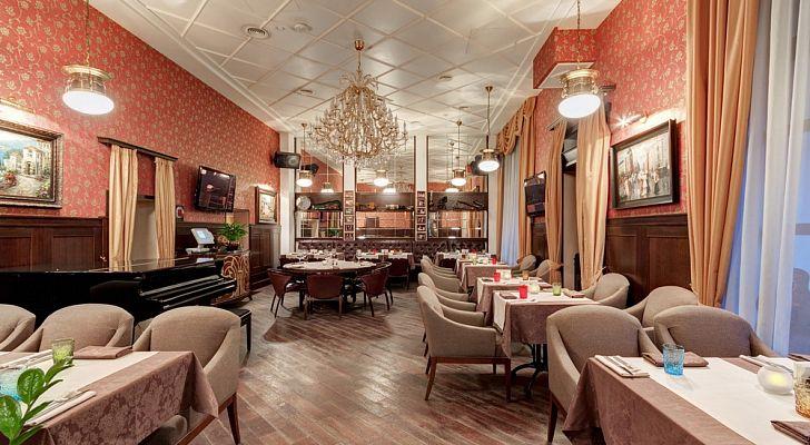 Ресторан Soprano by Gianni / Сопрано