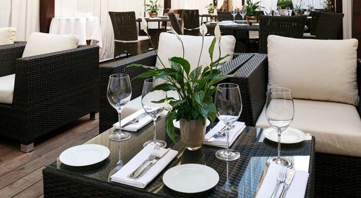 Ресторан G. Graf / Джи Граф