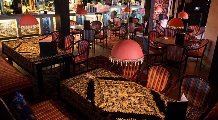Ресторан Урюк Чайхана Lounge Bar (Пилюгина)