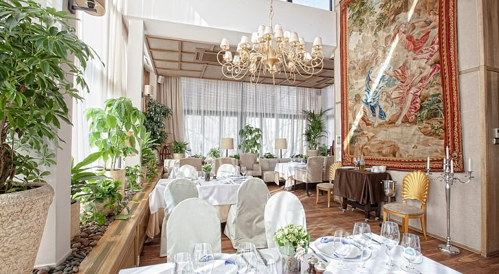 Ресторан La Maree / Ла Маре (на Проточном)