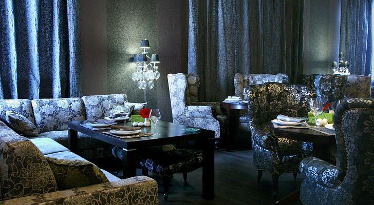 Ресторан Delonix Cafe / Делоникс Кафе