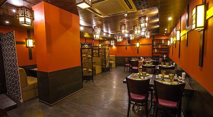 Ресторан Huandy / Хуан-Ди
