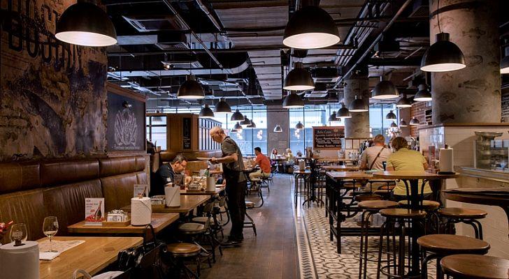 Ресторан Boston Seafood & bar / Бостон