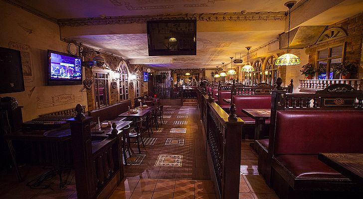 Ресторан Столыпин