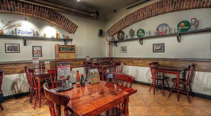 Ресторан Пивной кабачок «Пьяный дятел»