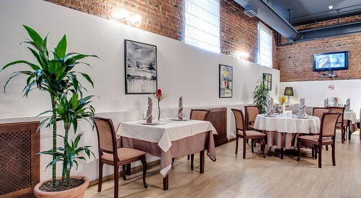 Ресторан Хинкальная на Люсиновском