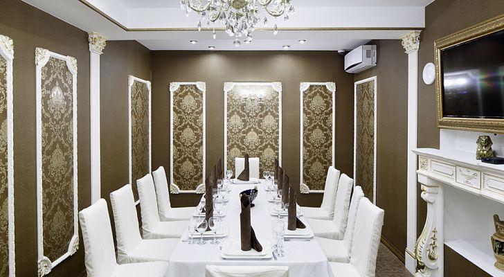 Ресторан Хинкальная. Банкетный зал на Сущевке