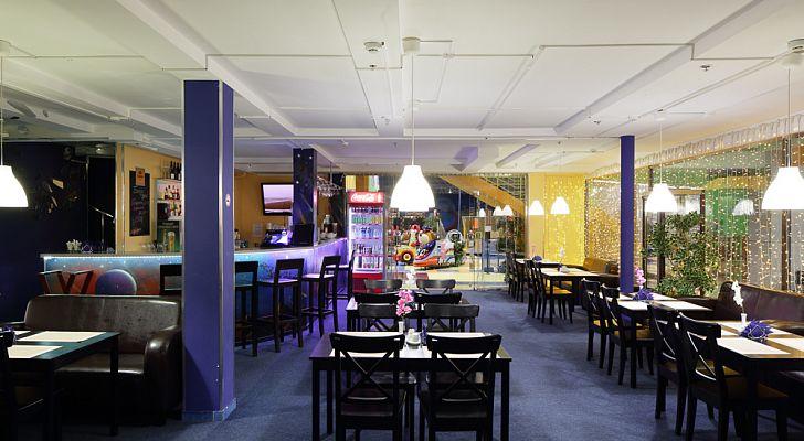 Загородный ресторан Calypso