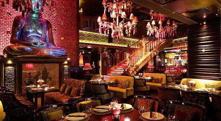 Ресторан Buddha-Bar Moscow / Будда-Бар