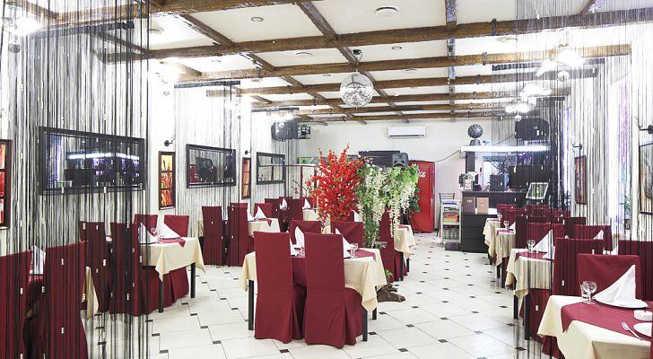 Ресторан Времена года (Беговая)