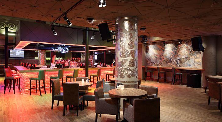 Ресторан Bar BQ Cafe / Бар Би Кью Кафе (Трубная)