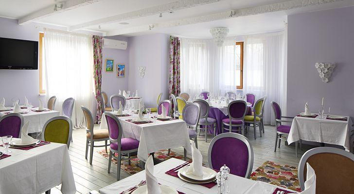 Ресторан Дом 8А