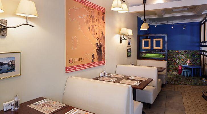 Ресторан Il Patio / Иль Патио (Сокол)