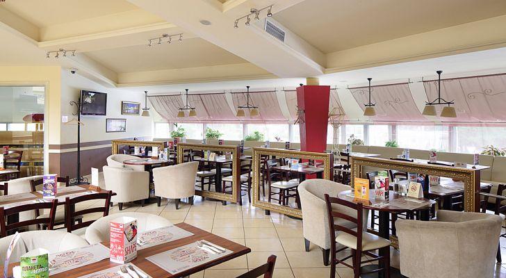 Загородный ресторан Планета Суши (Химки)
