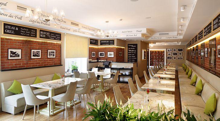 Ресторан Брассерия Ламбик (Неверовского)