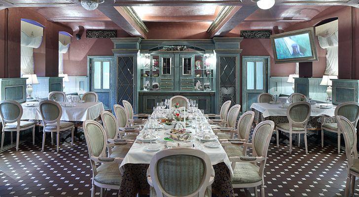Ресторан Ресторация Люсьен