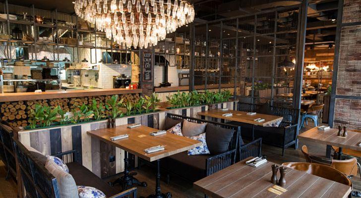 Ресторан Lucky Luciano / Лакки Лучано, крафт-бургер-бар