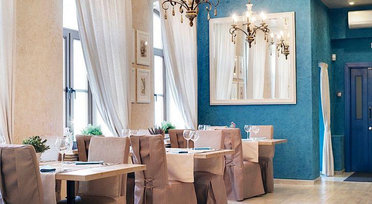 Ресторан Омулёвая Бочка