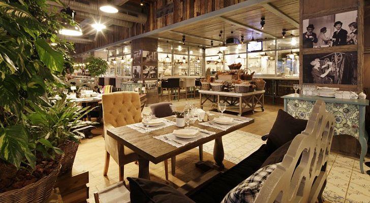 Ресторан Dandy cafe / Денди кафе