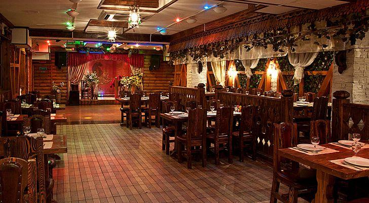 Ресторан Муган