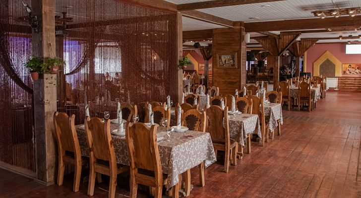 Ресторан Горьковская застава