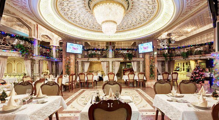 Ресторан Азербайджан, караоке-клуб Мугам