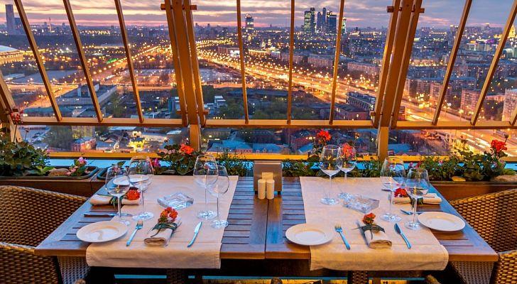 Ресторан Sky Lounge / Скай Лаунж
