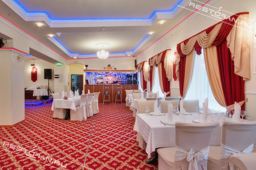 Ресторан Рубин
