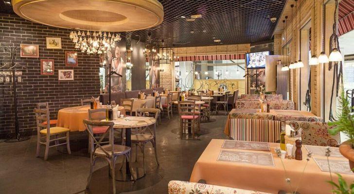 Ресторан Osteria Mario / Остерия Марио (Охотный ряд)